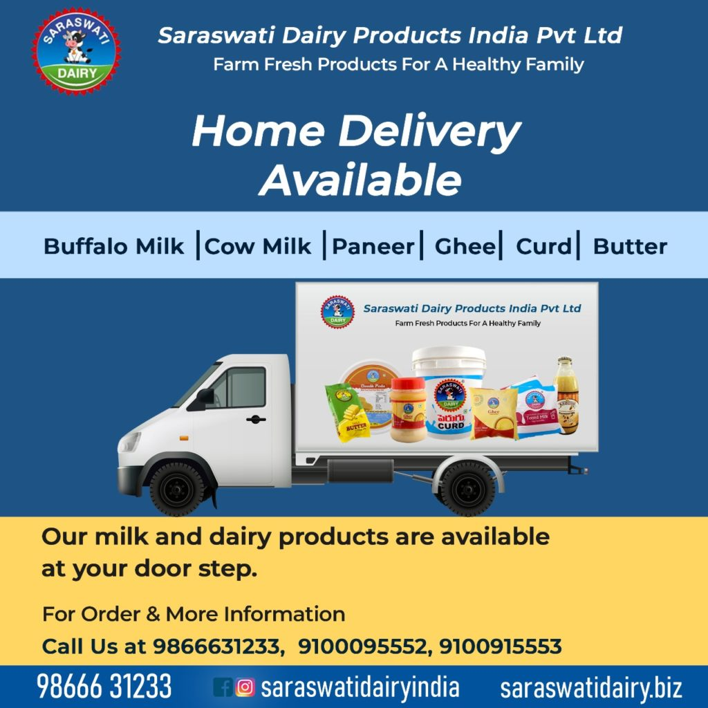 Milk delivery doorstep in hyderabad