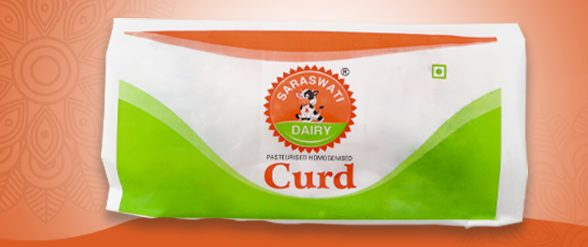 curd packet